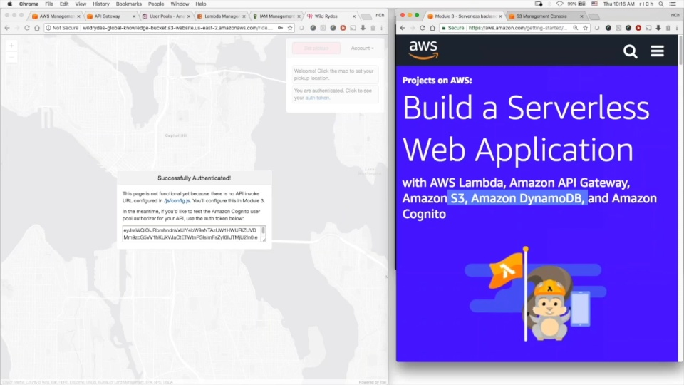 Edit: How to Build a Web Server with AWS Lambda