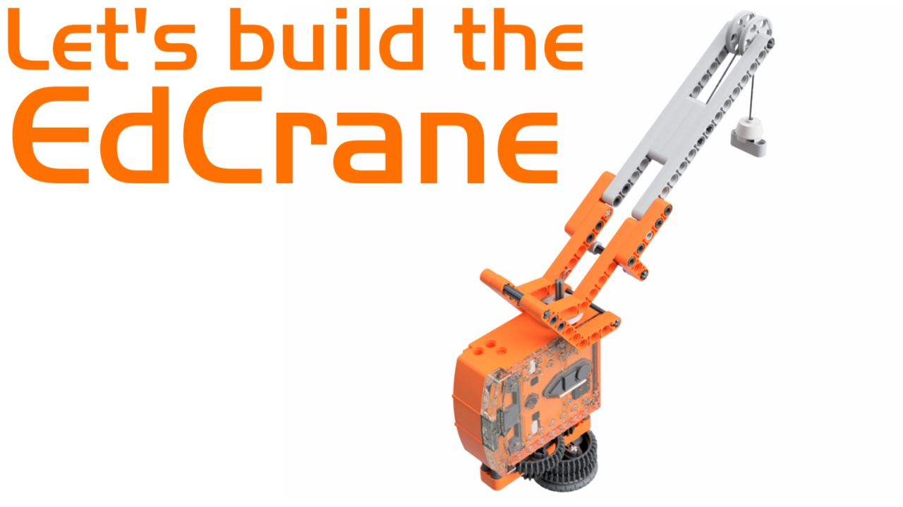 Wistia video thumbnail - Let's build the EdCrane