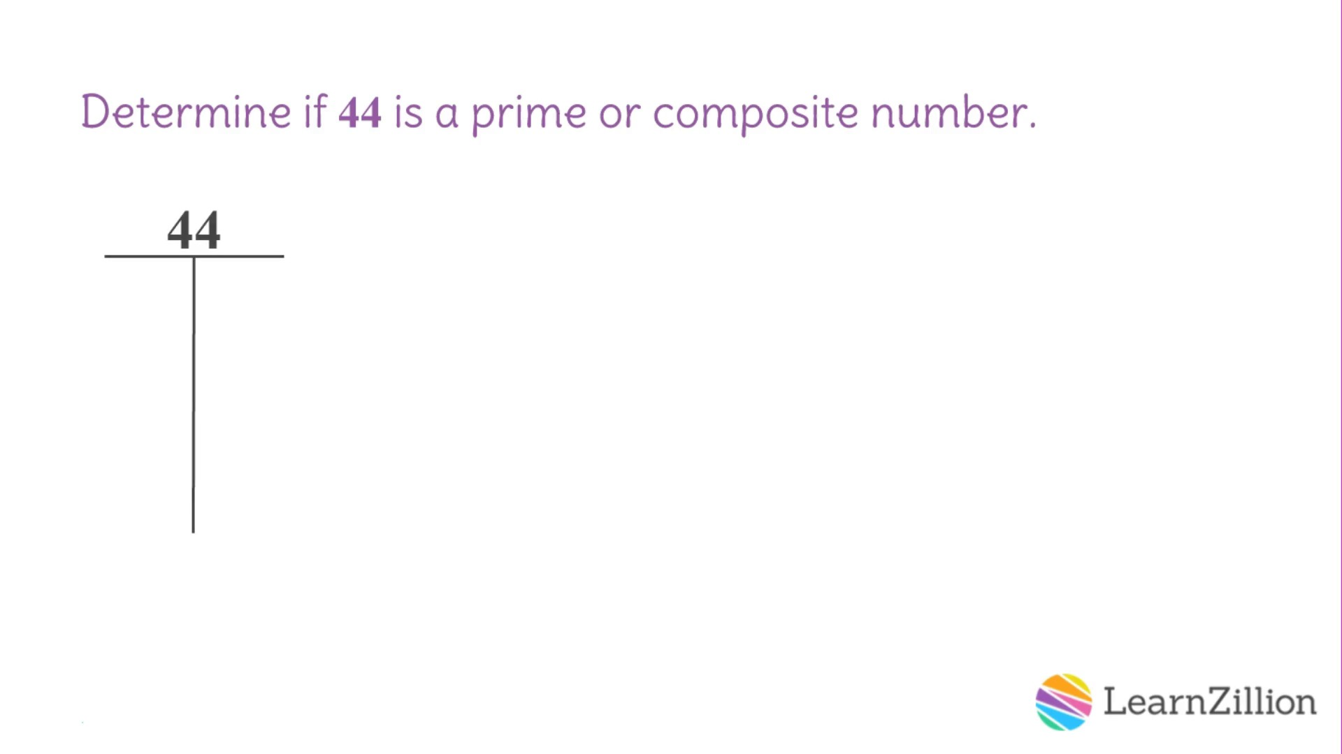 6 use a factor chart to determine if a number is prime or use a factor chart to determine if a number is prime or composite fp learnzillion nvjuhfo Gallery