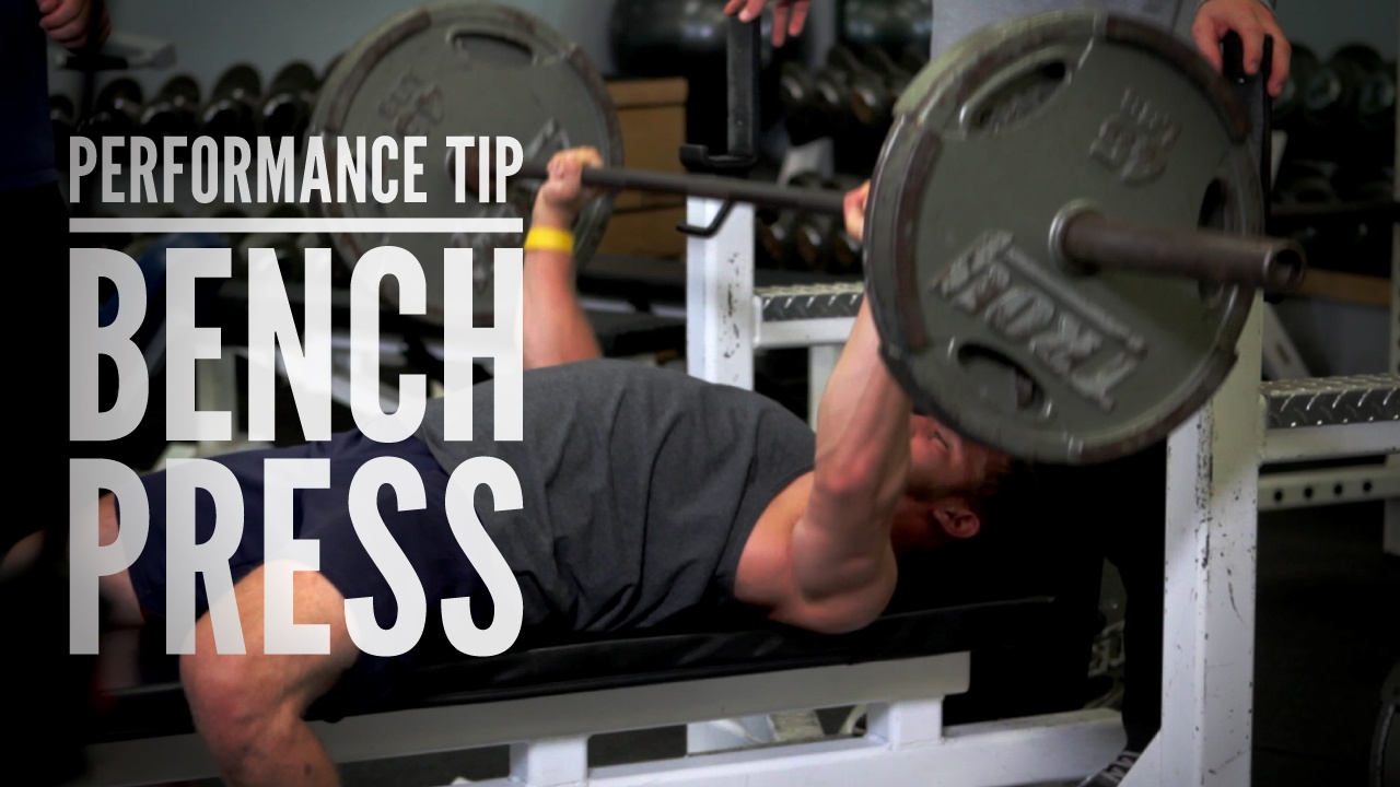 How To Improve Your Bench Press Strength