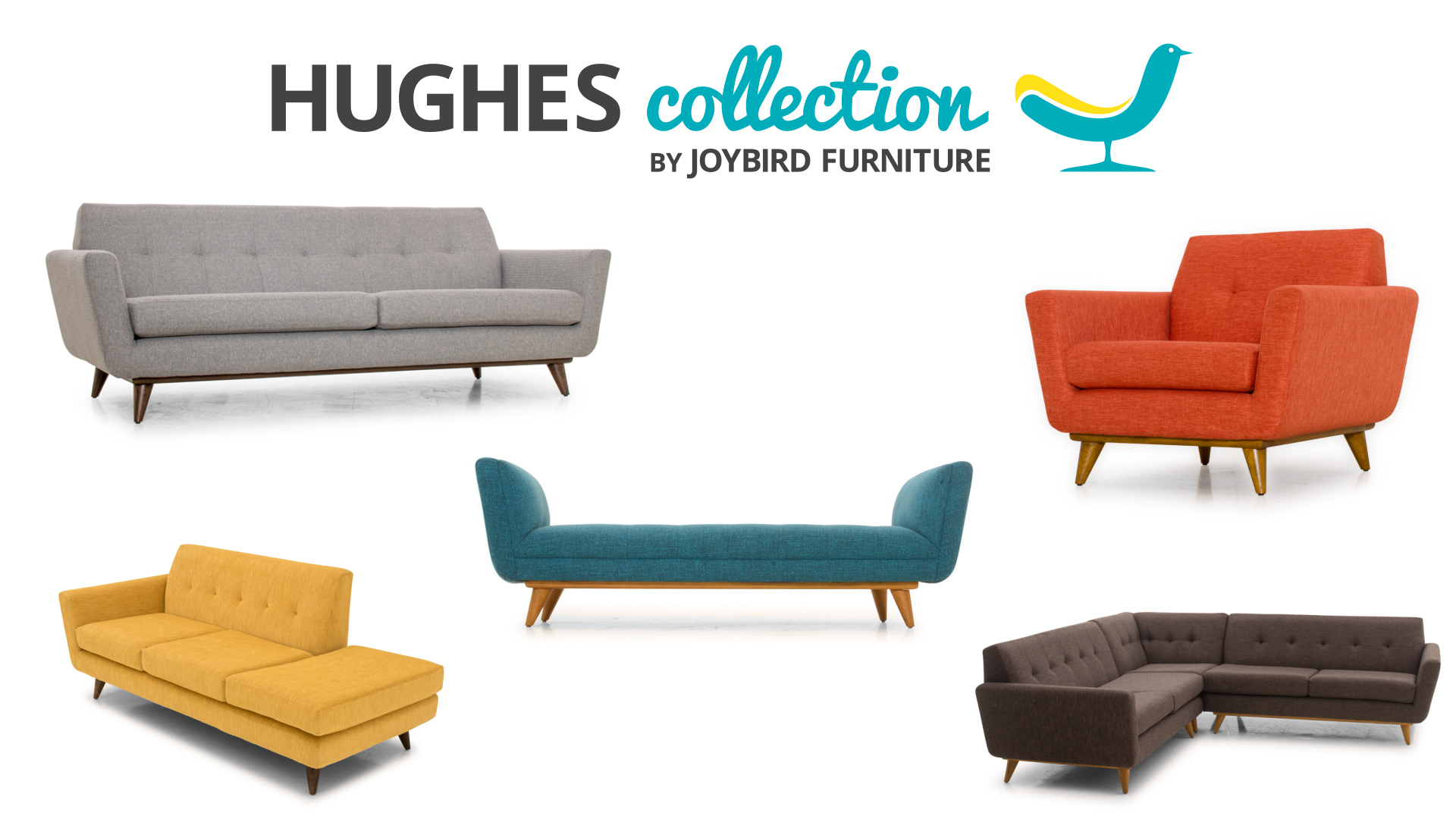 Hughes Collection | Joybird