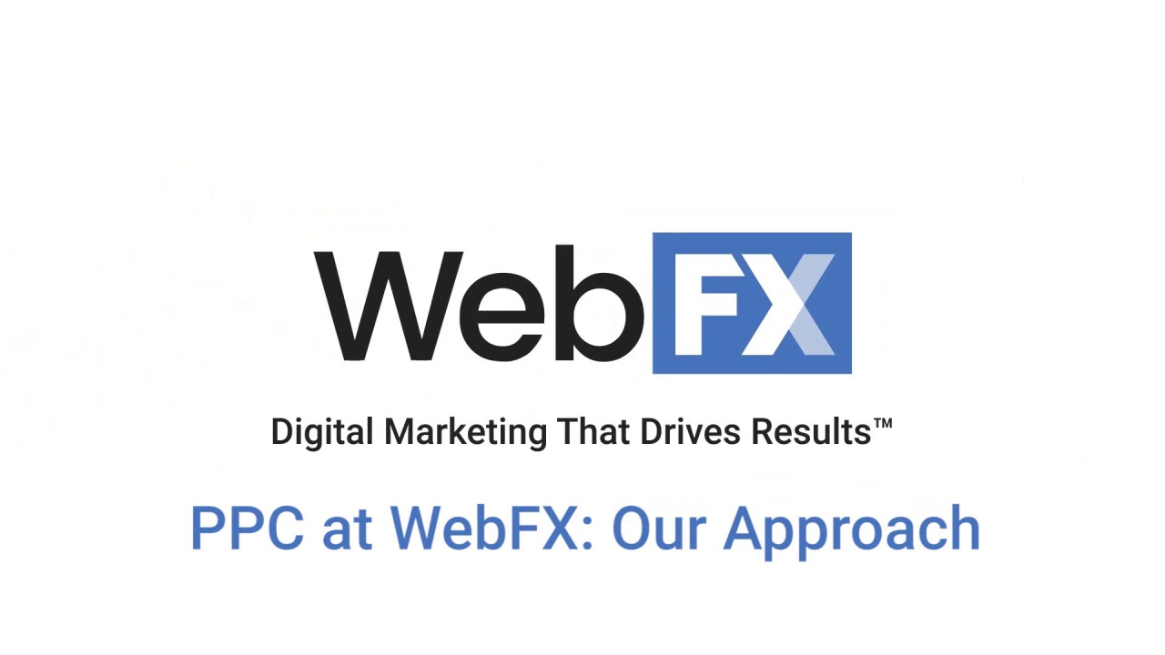 8fa5e9f92a513 PPC Advertising Services | Online Ads Management from WebFX