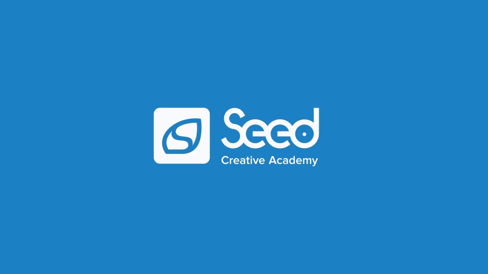 Seed Creative Academy - Magazine cover