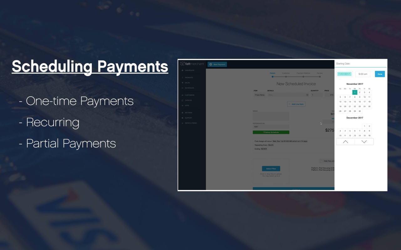 Recurring Payments Vs Recurring Invoices Whats The Difference - What is recurring invoice for service business