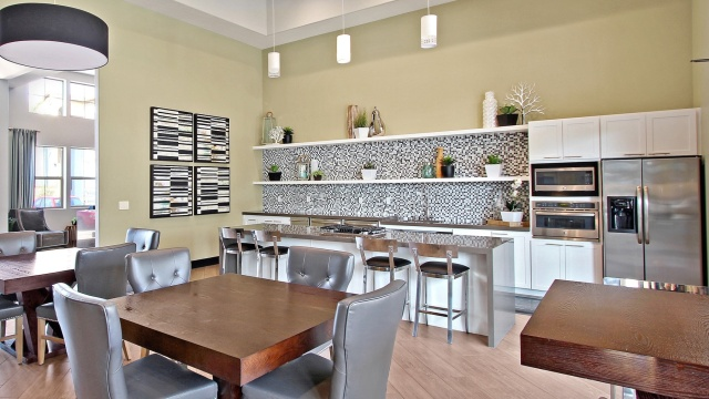 multi family affordable housing interior design services