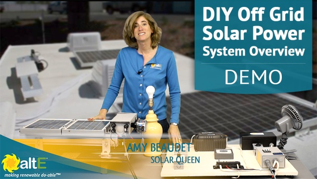Off-Grid Solar Power Systems - Diy Solar & Off-Grid Living | Alte