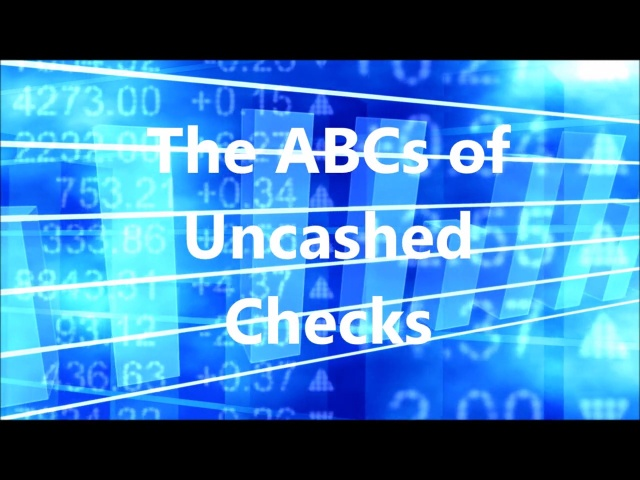 Wistia video thumbnail - The_ABCs_of_Uncashed_Checks_DRAFT
