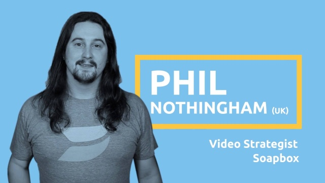 Wistia video thumbnail - Video First Conference Announcement Video