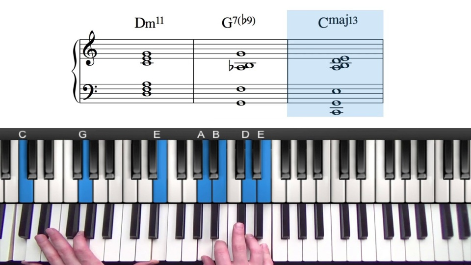 Passing Chords Tutorial Passing Chords For Jazz Piano Lesson