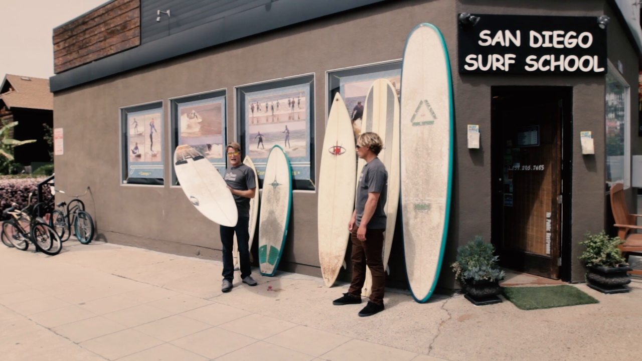 f0ee2c0dbf Different Types of Surfboards