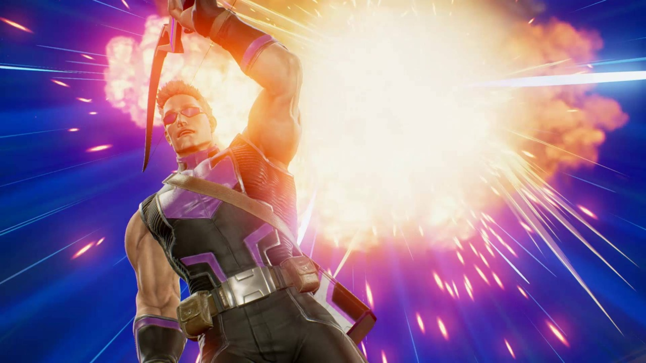 Marvel Vs Capcom Infinite Hands On A Strong Fighter Thats Pulling Ps4 Reg 3 Video Thumbnail