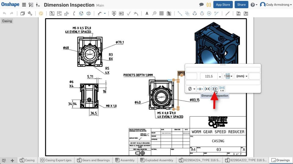 Wistia video thumbnail - What's New 1.71 Dimension Inspection