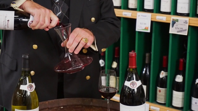 Wistia video thumbnail - Why Decanting Wine Makes It Taste Better