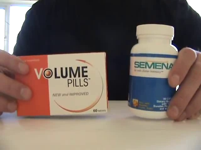 Image result for Volume Pills Vs Semenax