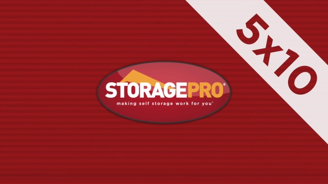 Wistia video thumbnail - 5x10 - StoragePro - Custom