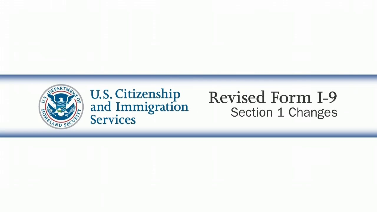 Form I 9 Help 5 Frequently Asked Questions And Answers For Employers