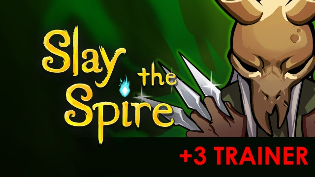 Slay the Spire Trainer by cheathappens com