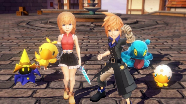 World of Final Fantasy Trainer by cheathappens com