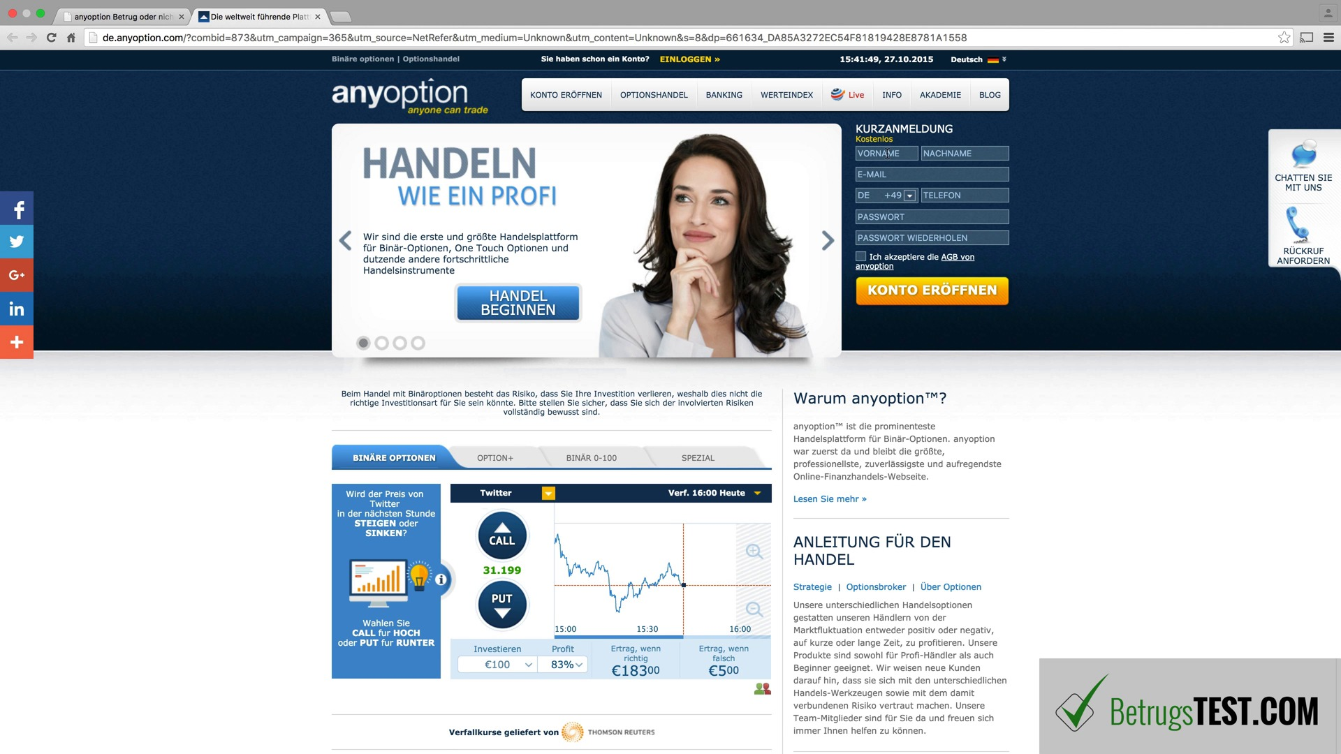 Dbpv7 binary options in india