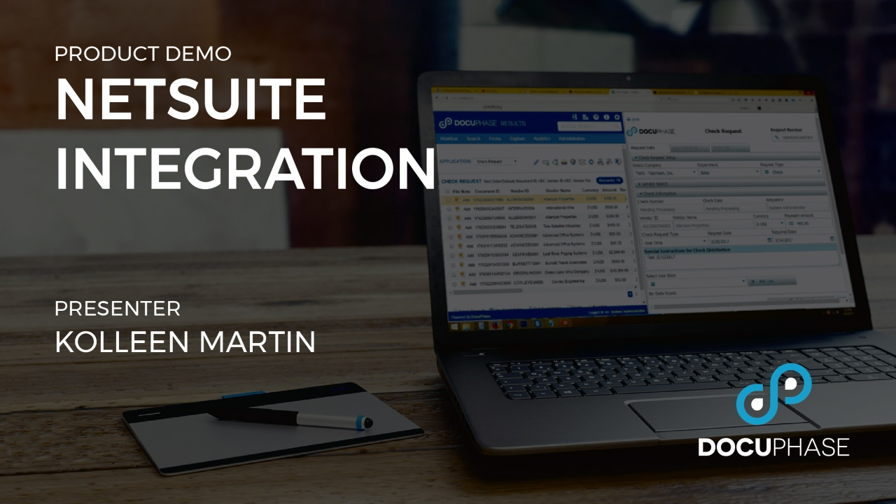 Netsuite Integration Overview