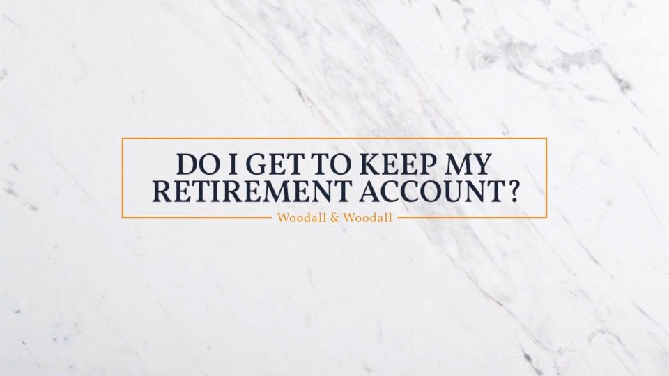 do i get to keep my retirement account after i file for bankruptcy