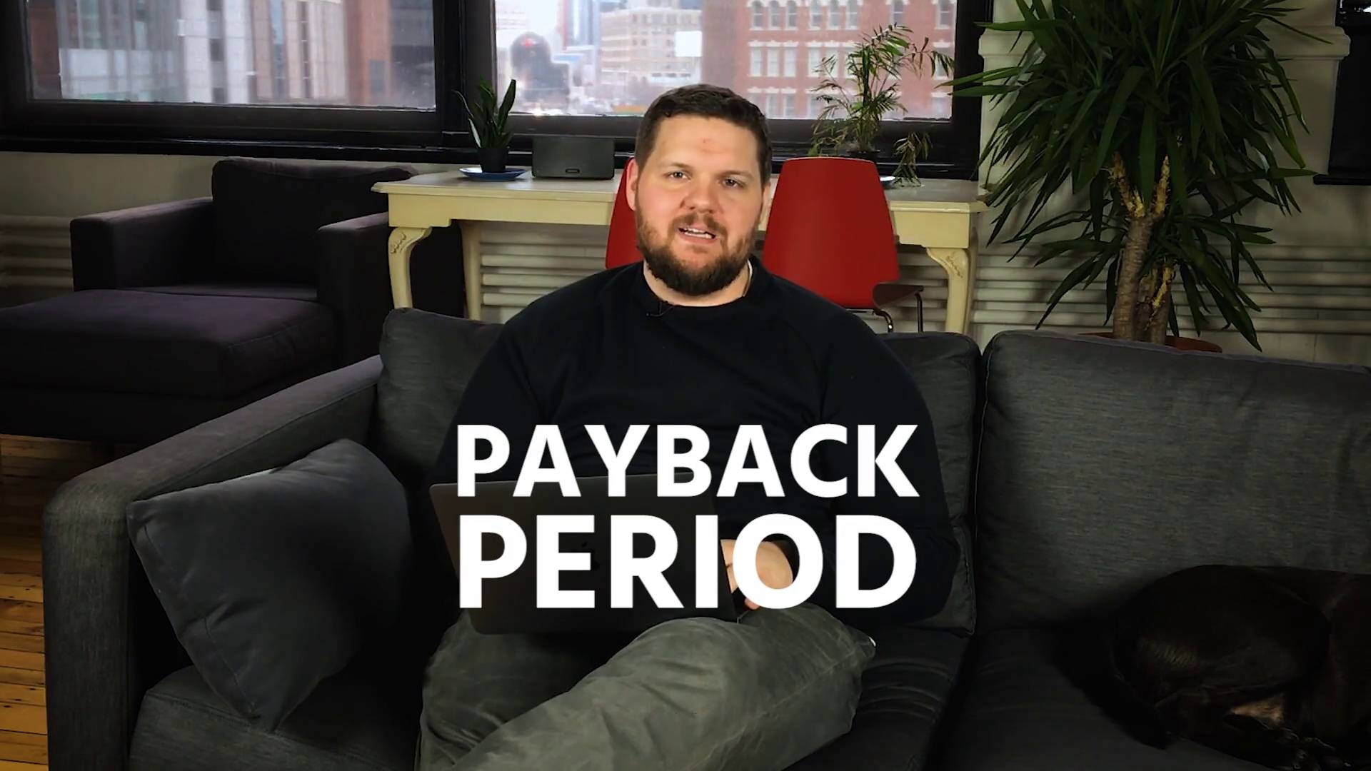 Wistia video thumbnail - Calculating and Reducing Payback Period