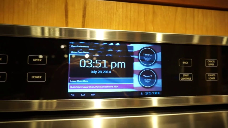 Wistia video thumbnail - Dacor DYO130 Discovery IQ Wall Oven