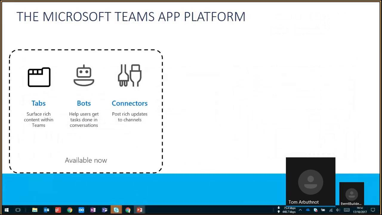 Wistia video thumbnail - WEBINAR_Microsoft Teams - the future of collaboration in Office 365