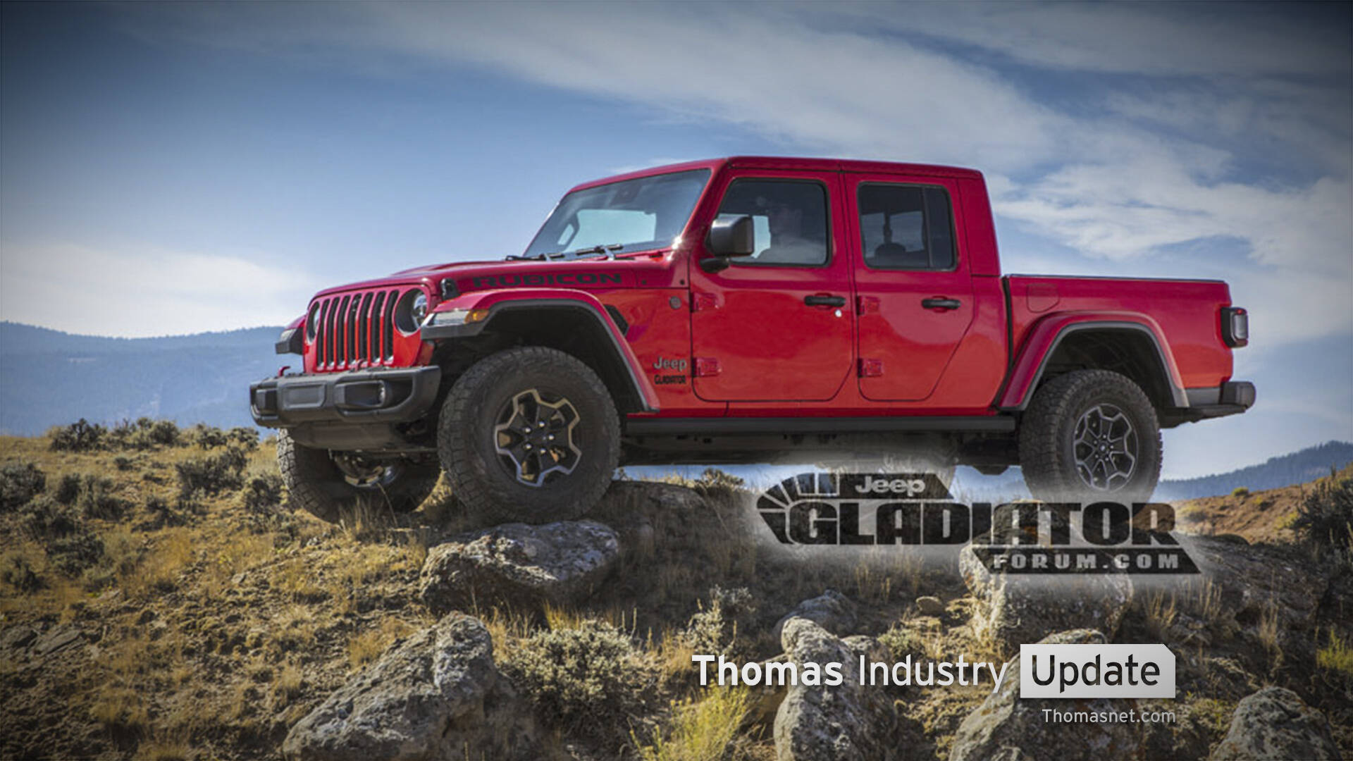 GearDiary The 2020 Jeep Gladiator Is Coming; Do You Want One?