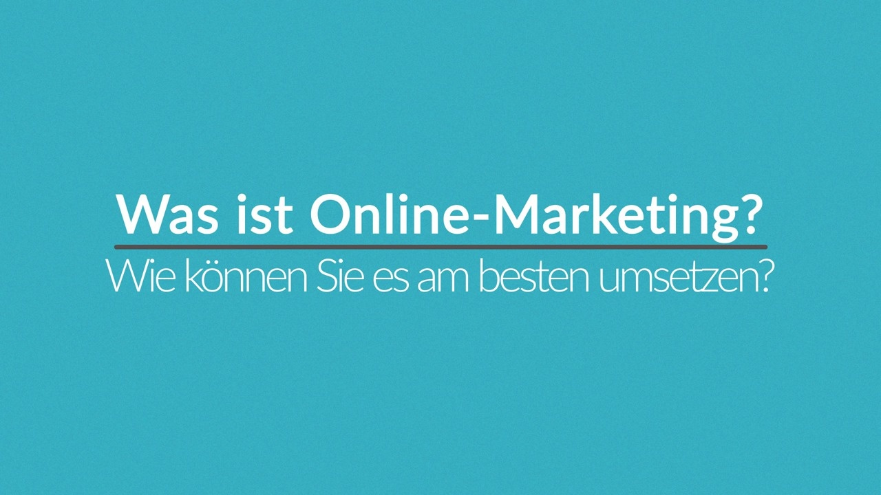 plentyLeads - Ihr individuelles Online-Marketing System