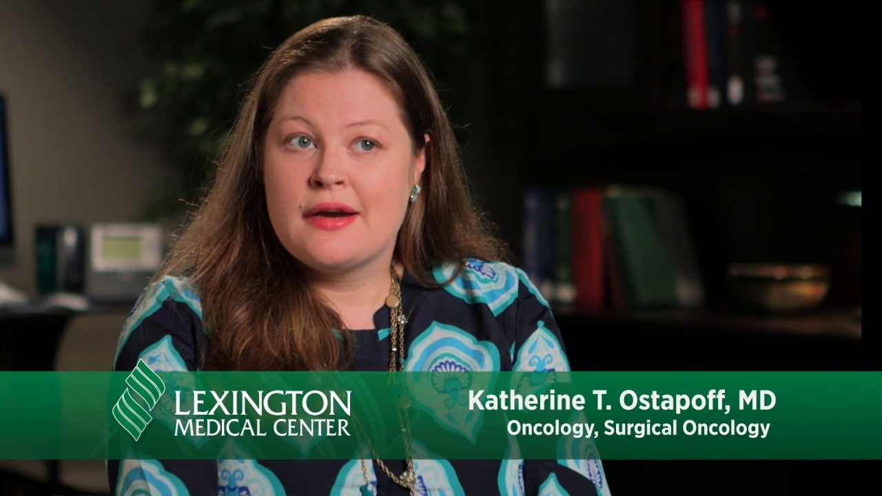 Ostapoff- How Surgical Oncology is unique