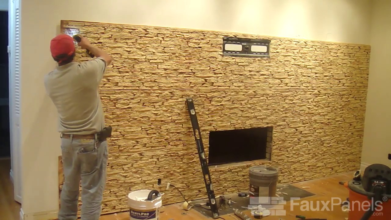 How to Install Paneling Videos by FauxPanels Customers