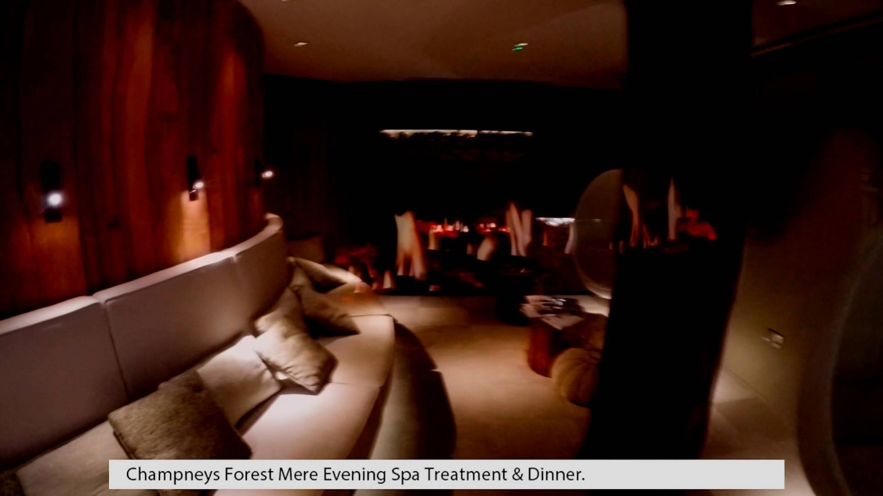 59d6ab621c Champneys Evening Spa with a Treatment and Dinner in Forest Mere ...