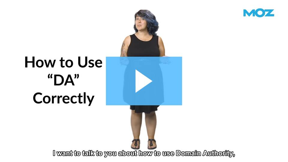 How to use domain authority correctly to build links and partnerships.