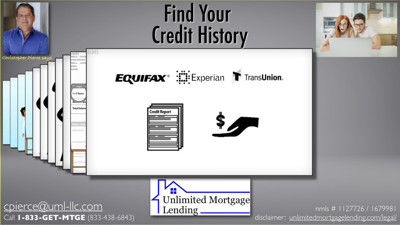 How Can I Find Out Information About My Credit History? Unlimited Mortgage Lending