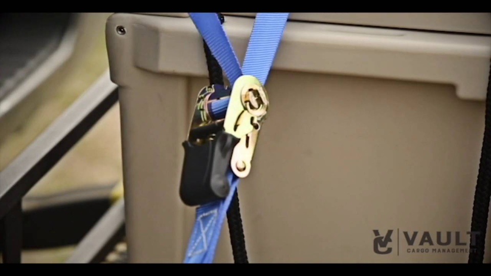 How To Use Ratchet Straps Like A Pro Vault Cargo Management