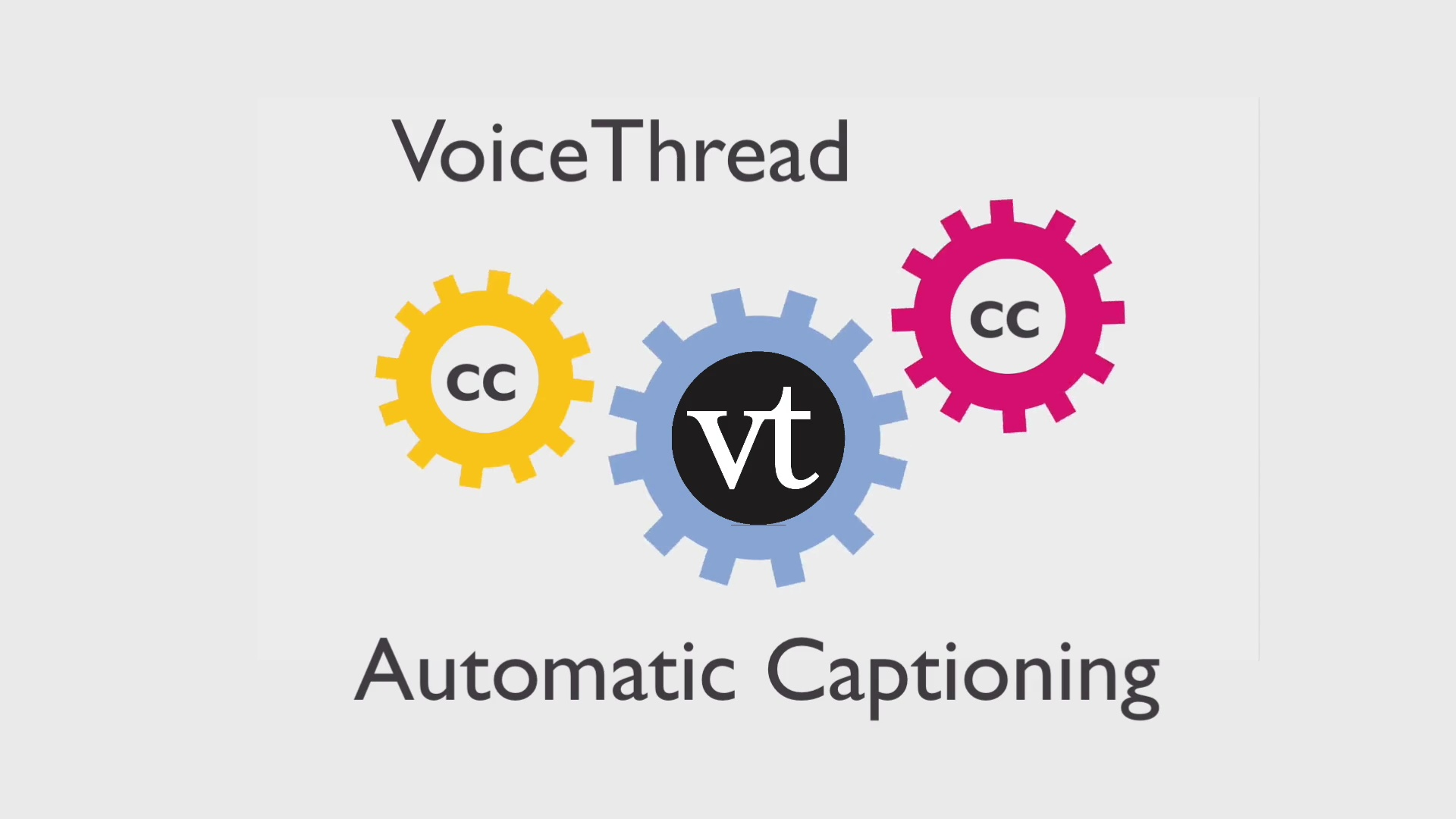 Automatic Captioning System