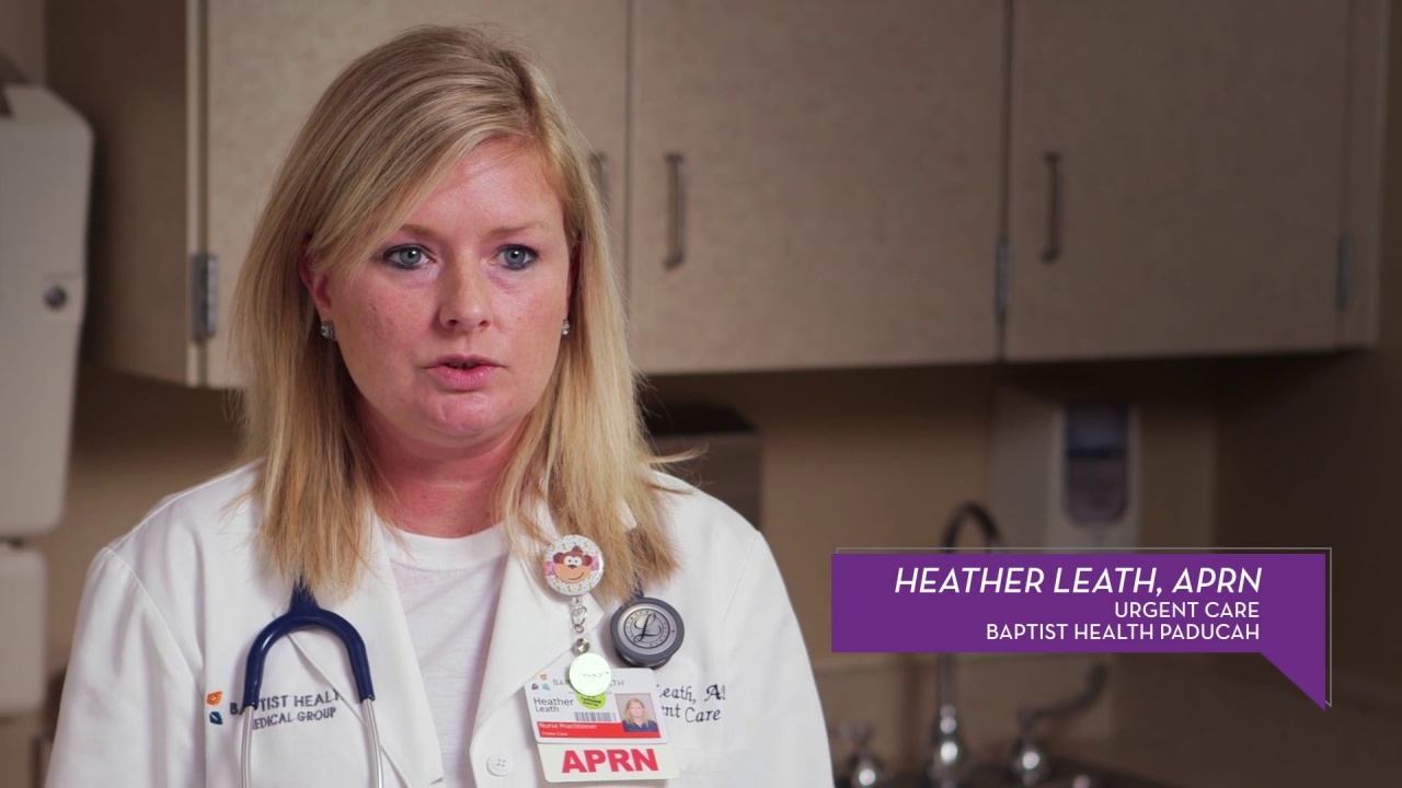 Urgent Express Care In Paducah Ky Baptist Health