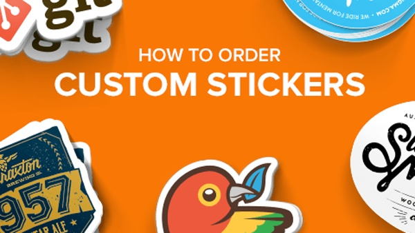 Custom Stickers Rush
