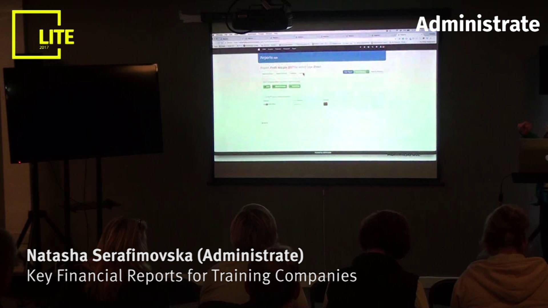 Key Financial Reports for Training Companies [Natasha Serafimovska]