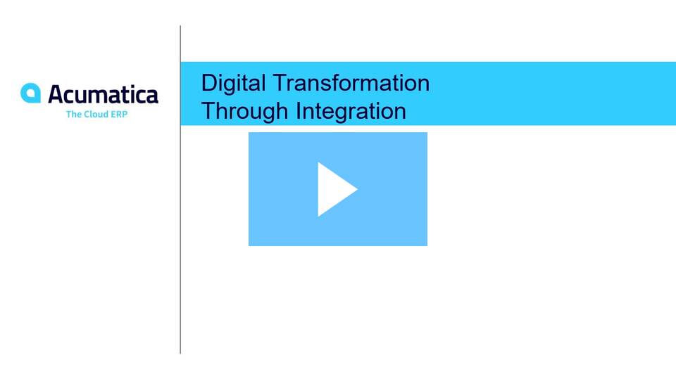 Digital Transformation using ERP System for Malaysia