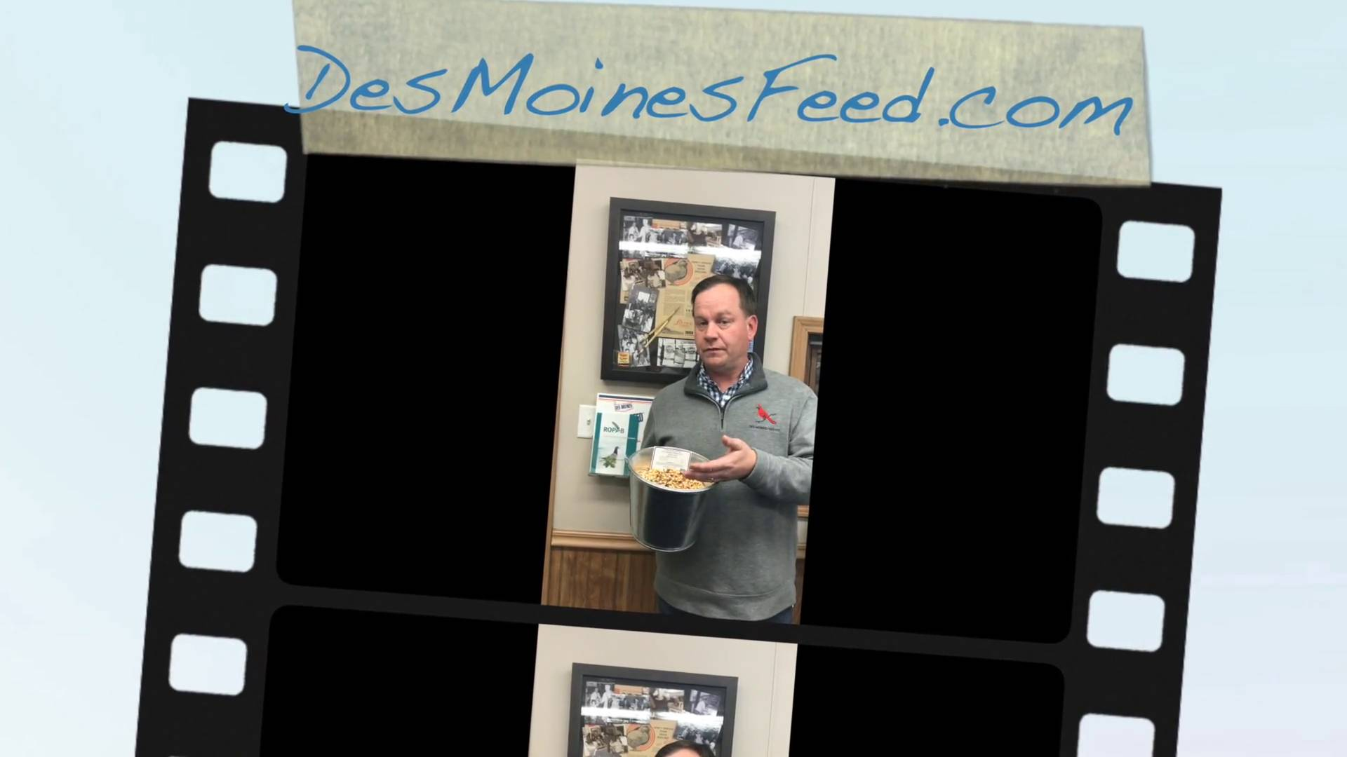 Des Moines Feed Co. Premium 22 Pigeon Feed