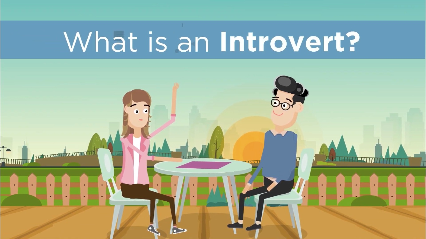 Watch What is an introvert hangover video