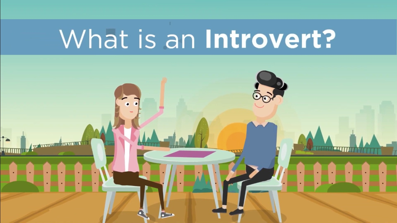Introvert Definition What Is an Introvert video