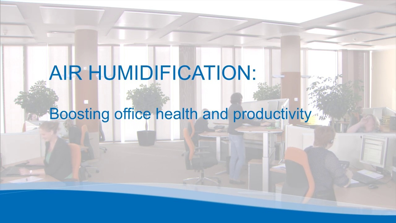 Boosting office health and productivity