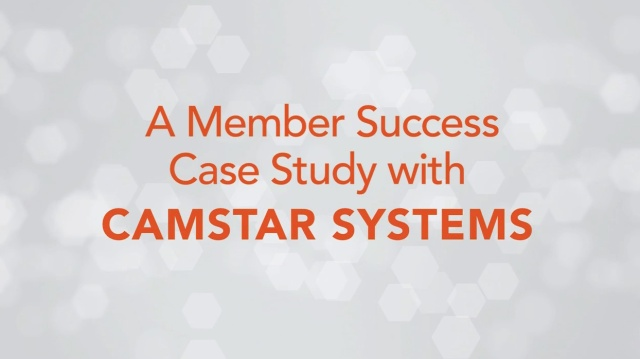 Wistia video thumbnail - A Member Success Case Study with Camstar Systems