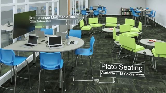 School Furniture | Furniture for Classrooms | Smith System