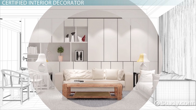 Become A Certified Interior Decorator CID Step By Guide