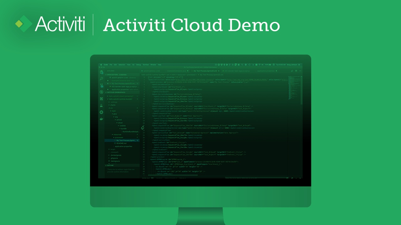 Real-World GitOps with Activiti Cloud
