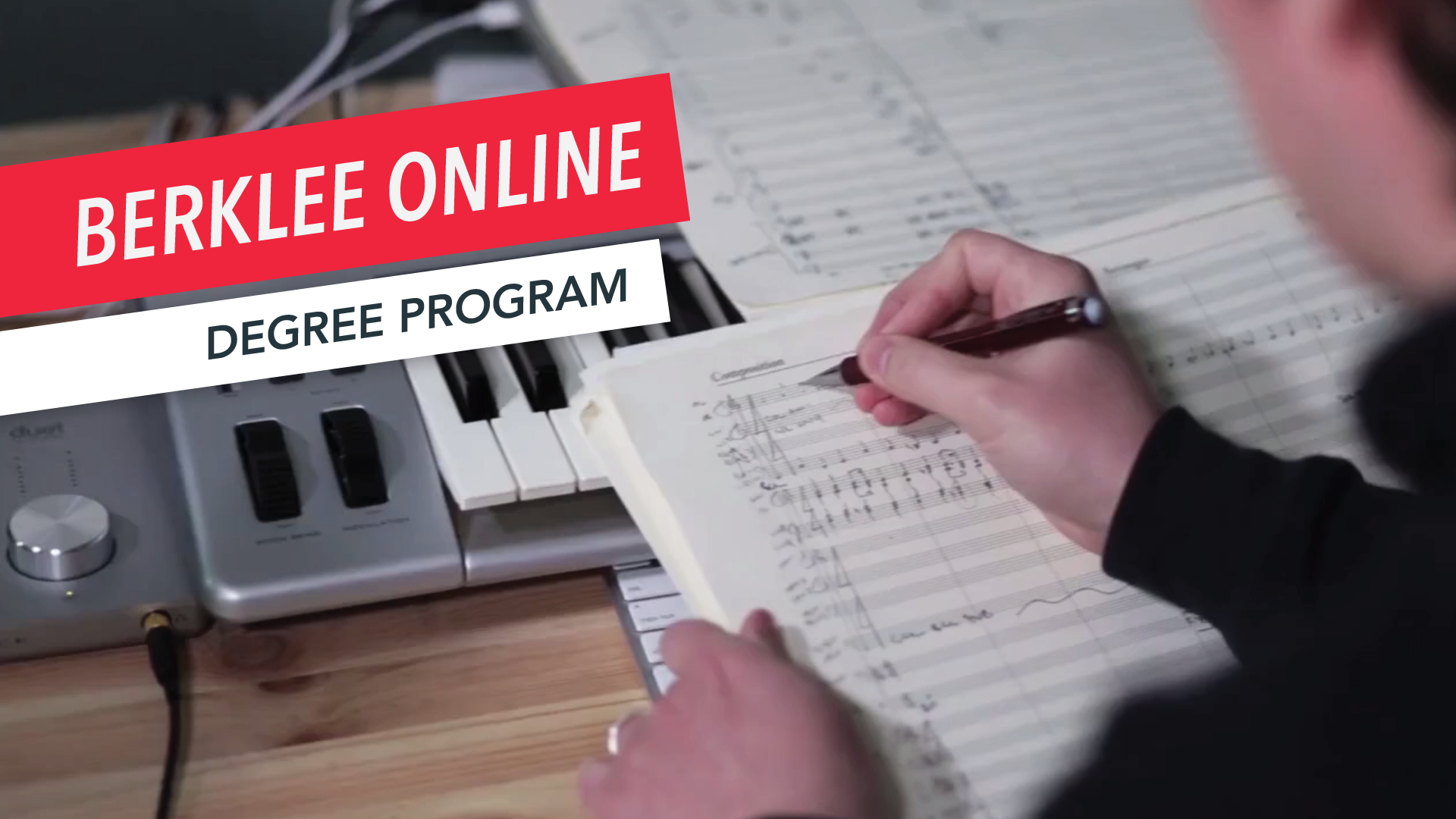 Online bachelors and masters music degrees berklee online fandeluxe Gallery